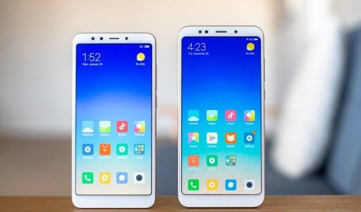 Redmi 5 ve Redmi Note 5