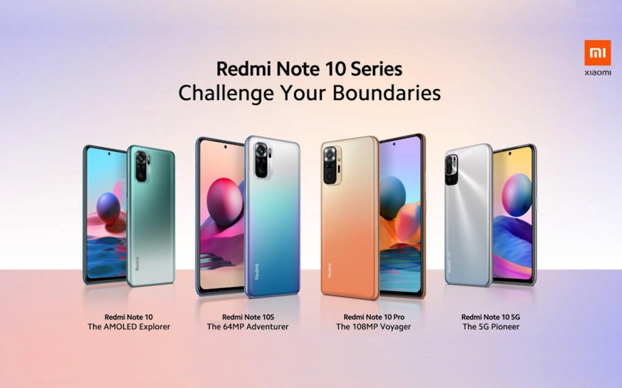 Redmi Note 10 Türkiye Lansmanı Yapıldı - XiaomiBlog